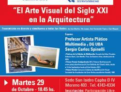 Colegio de Arquitectos delegación San Isidro