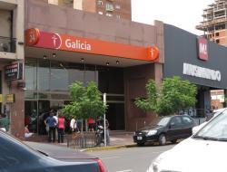 Banco Galicia sucursal San Miguel