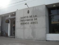 Banco Provincia de Buenos Aires sucursal O' Higgins